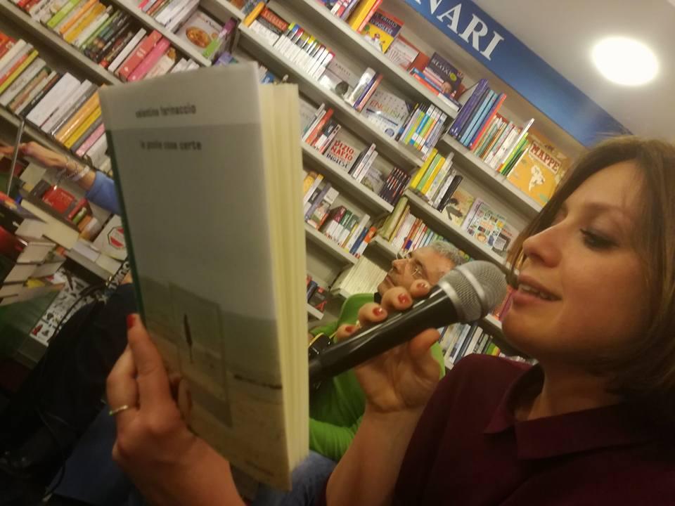 """A San Giacomo parte """"Il maggio dei libri"""", oggi pomeriggio l'aperitivo con Valentina Farinaccio"""