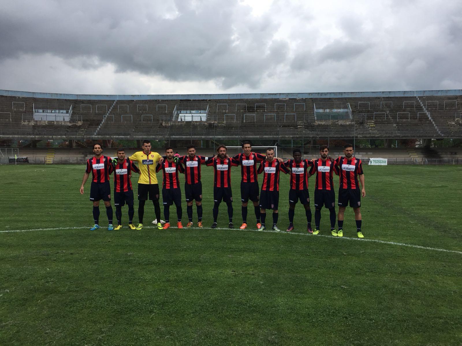 Calcio, serie D: Campobasso – Jesina (LA DIRETTA)