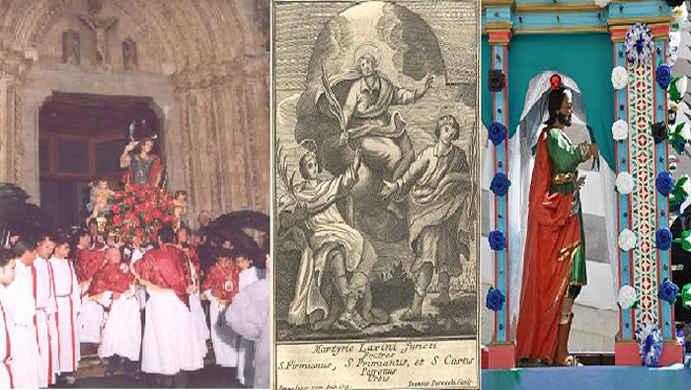 Santi martiri Primiano, Firmiano e Casto, tutto pronto per le celebrazioni a Larino