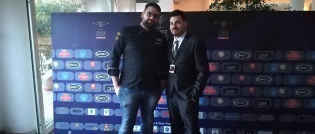 Stefano Rufo nominato 'Chef Ambassador del Sud Italia'