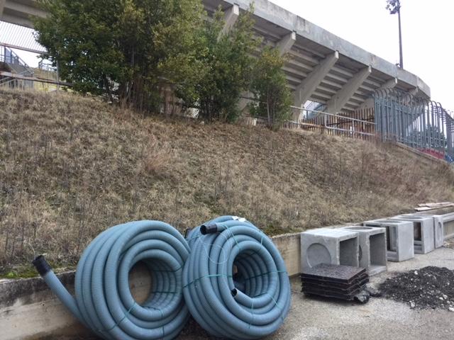 Stadio Selvapiana: lavori ancora in alto mare e tempi incerti