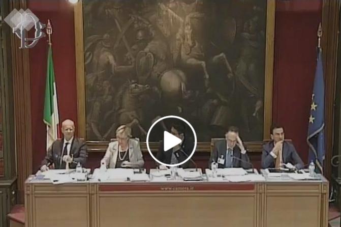 """Toma in Commissione Speciale a Roma: """"Ho chiesto attenzione al Molise"""" (IL VIDEO DELL'INTERVENTO)"""
