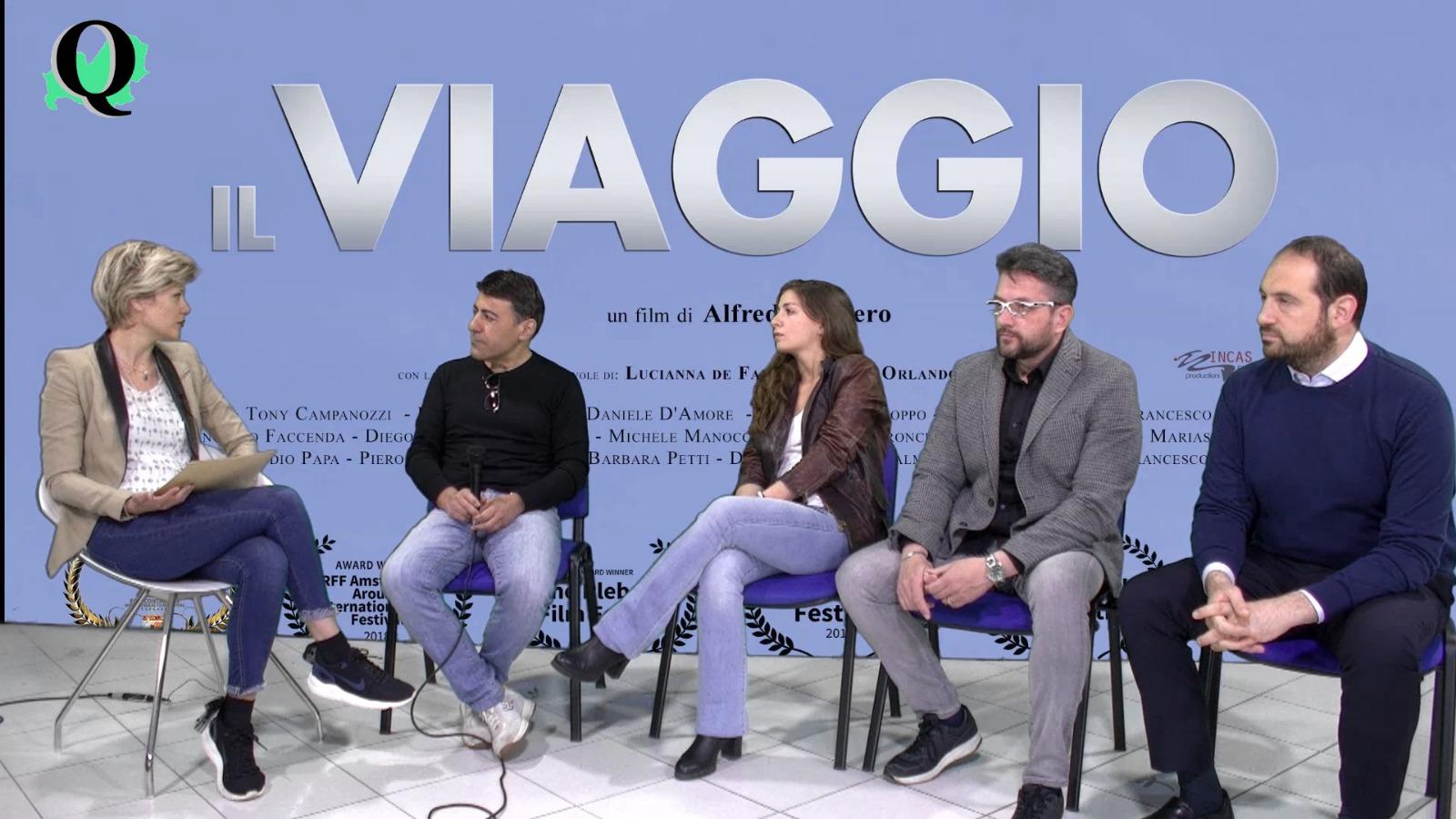 'Il Viaggio', il cast ospite al Quotidiano (INTERVISTA)