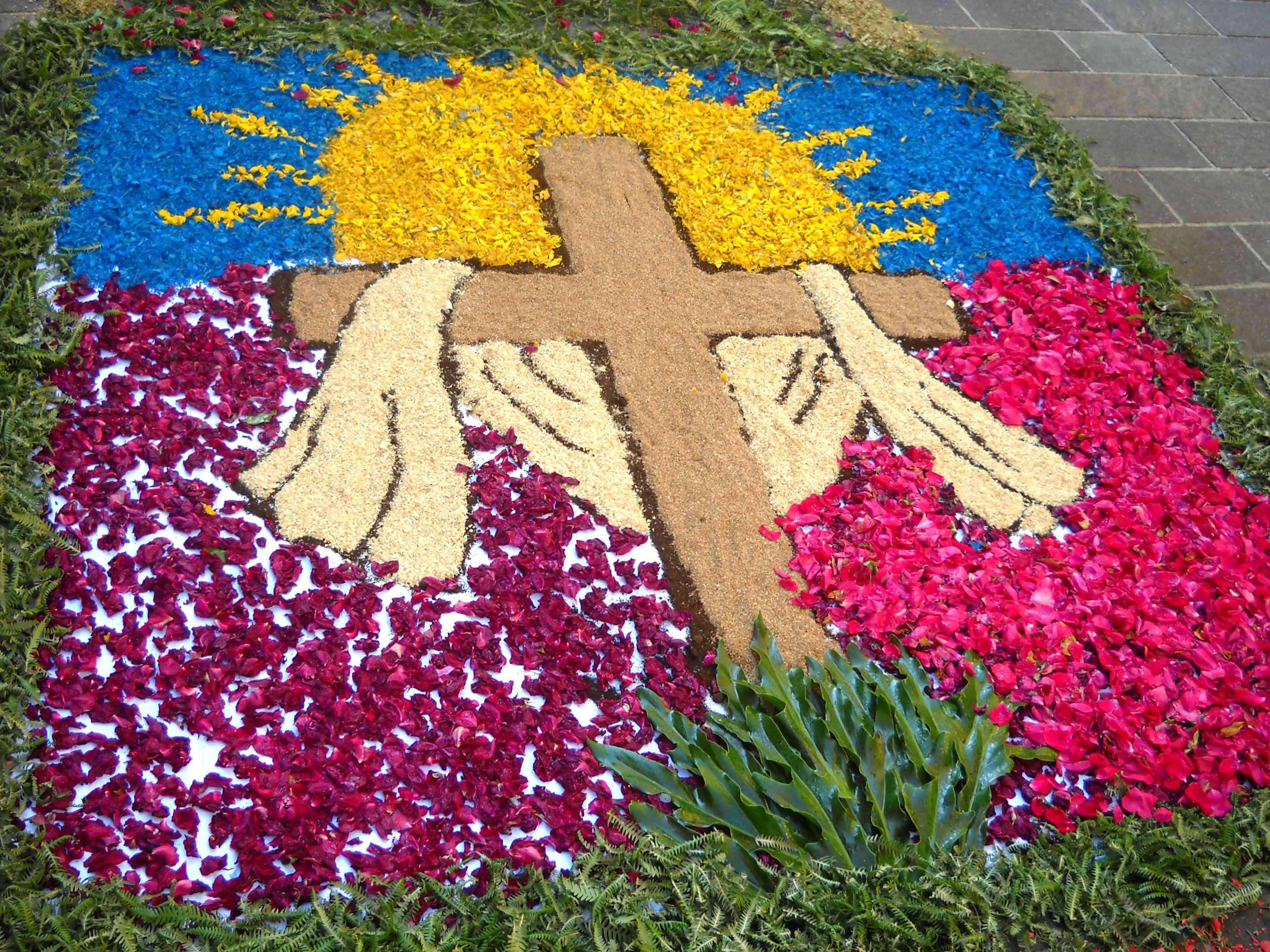 La tradizione dell'Infiorata a Campobasso