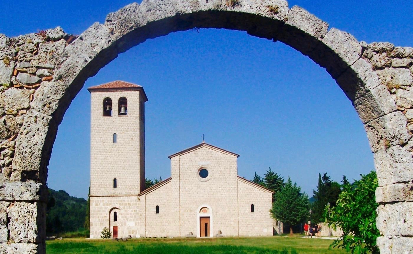 Domani su Rai Storia uno speciale sul sito archeologico di San Vincenzo al Volturno