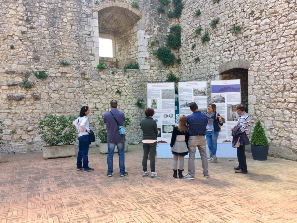 Giornate Nazionali dei Castelli, boom di turisti in visita al maniero cittadino