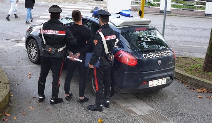 Arrestato componente banda di ladri d'appartamento