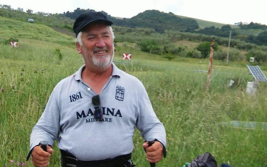 Impresa eroica per Giuseppe Mastrantonio, dalla Germania in Molise a piedi