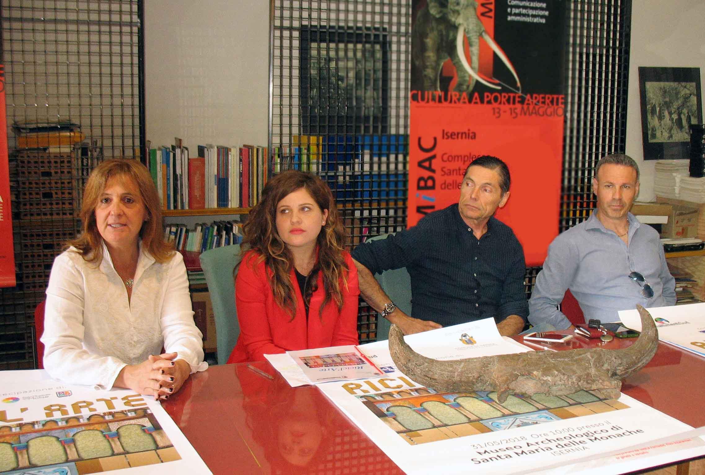 Ricicl'Arte, presentato il progetto scolastico a difesa dell'ambiente