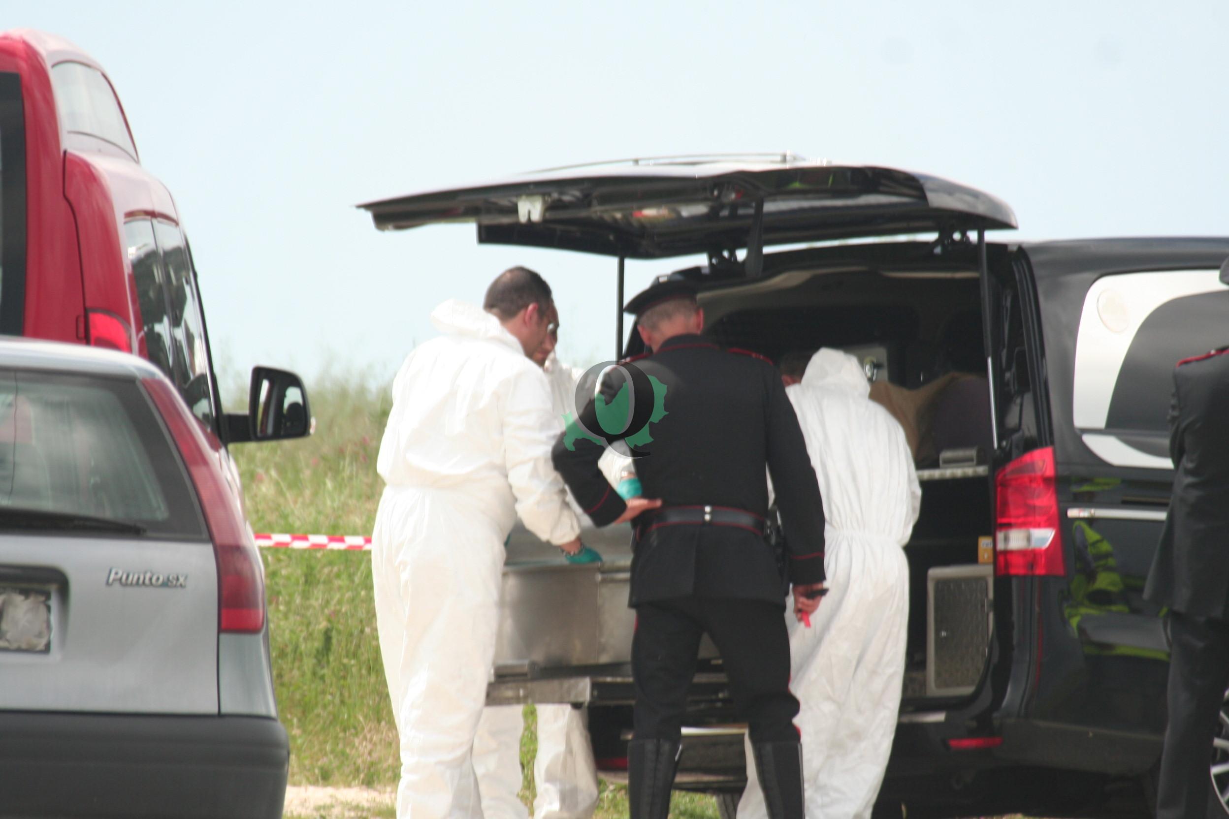 Tragedia nelle campagne tra Campobasso e Ripalimosani, rinvenuto corpo semi carbonizzato