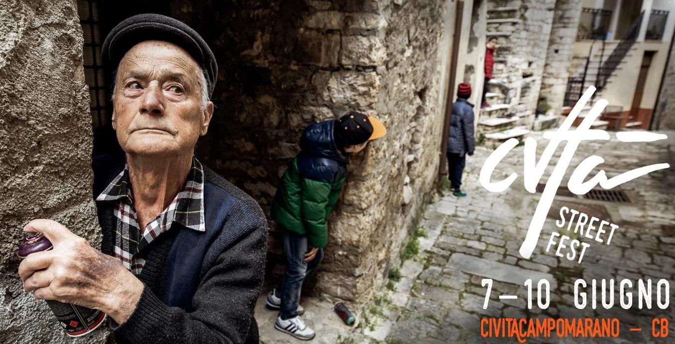 Torna il CVTà Street Fest, tutto sugli artisti della terza edizione