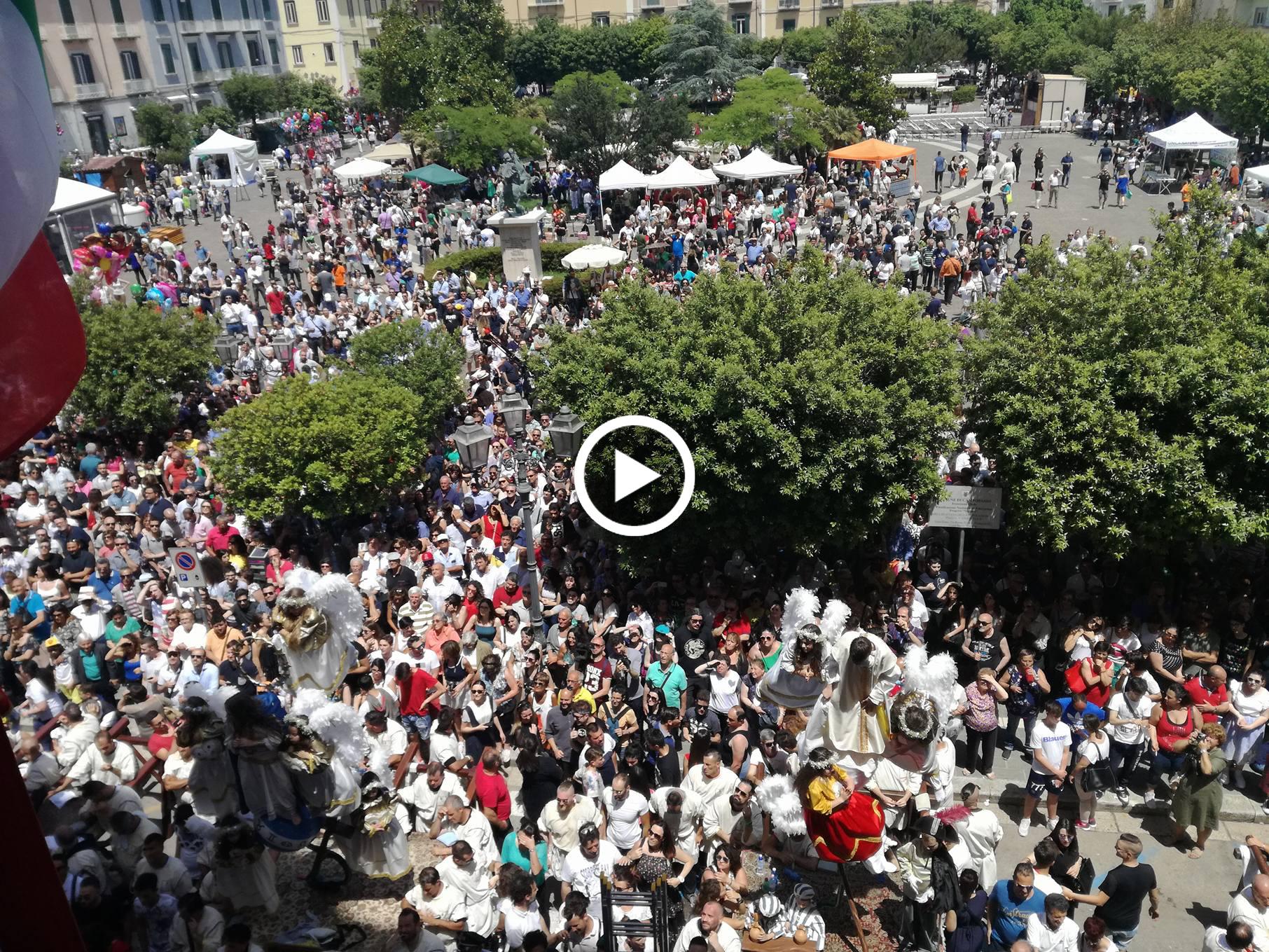 La sfilata dei Misteri 2018 (VIDEO FULL HD)