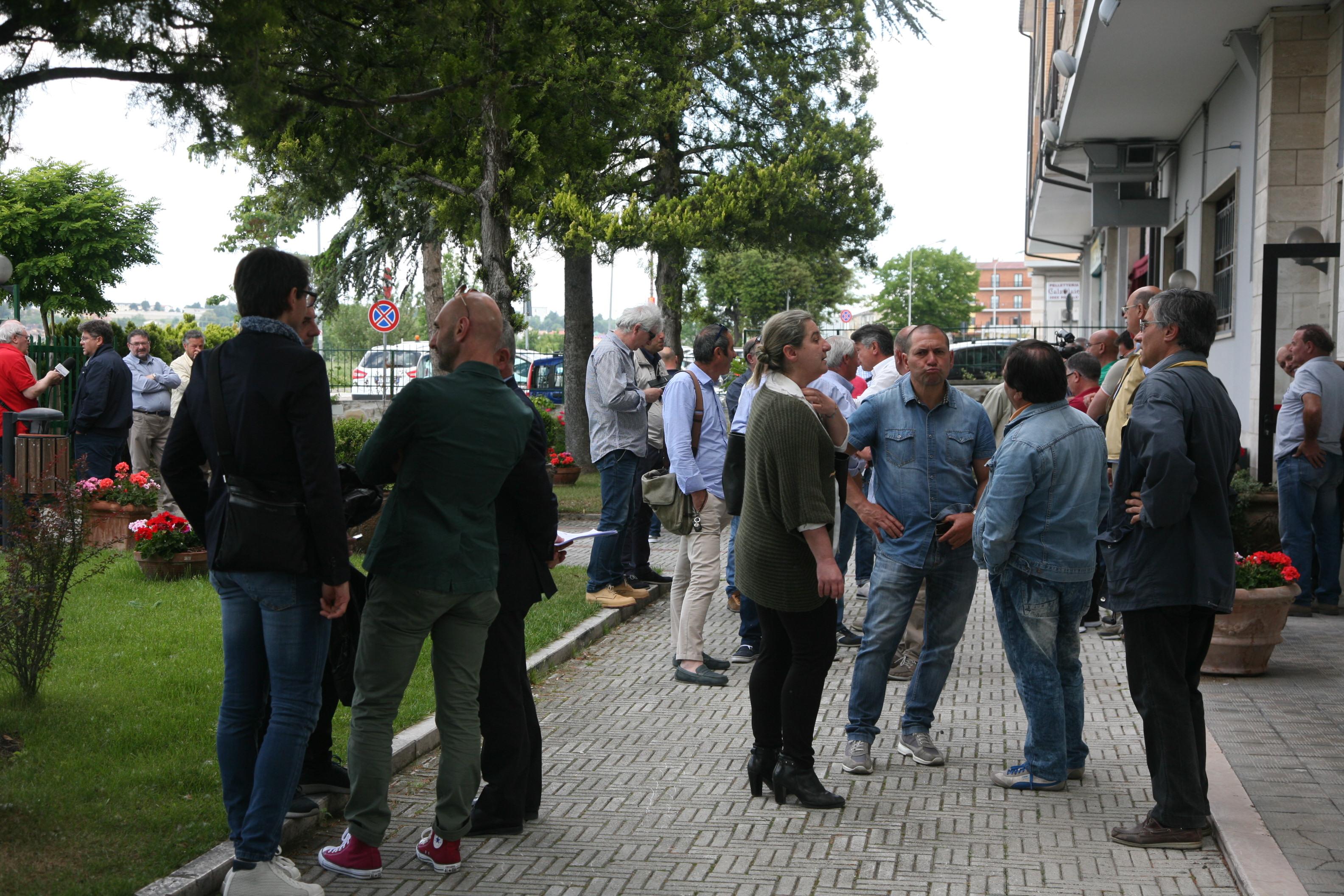 Ex Gam e Zuccherificio, i sindacati tornano alla carica