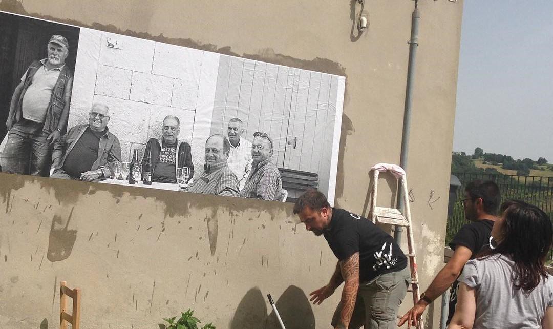 Il CVTà Street Fest parte col botto e Chef Rubio è già all'opera
