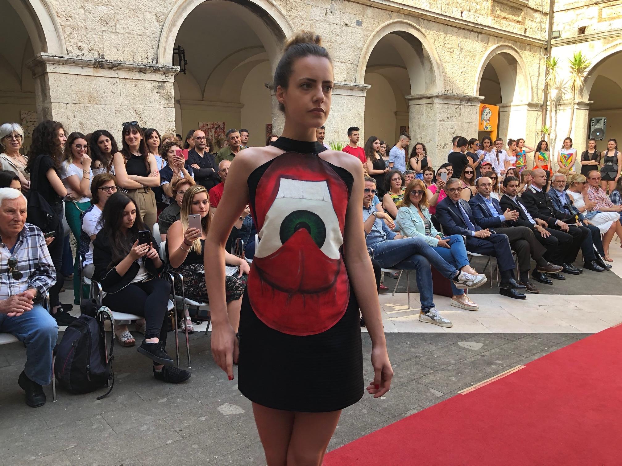 'Fashion con stile' al Comune di Isernia