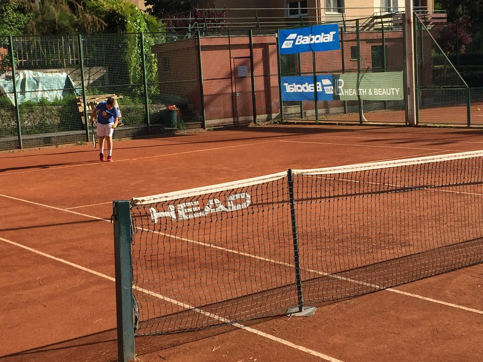 L'Associazione Tennis inaugura nuove superfici