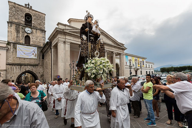 Limitazioni alla viabilità per la processione di Sant'Antonio di Padova