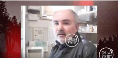 L'agnonese Angelo Tiberio scomparso da 14 giorni, il caso finisce su 'Chi l'ha visto?'