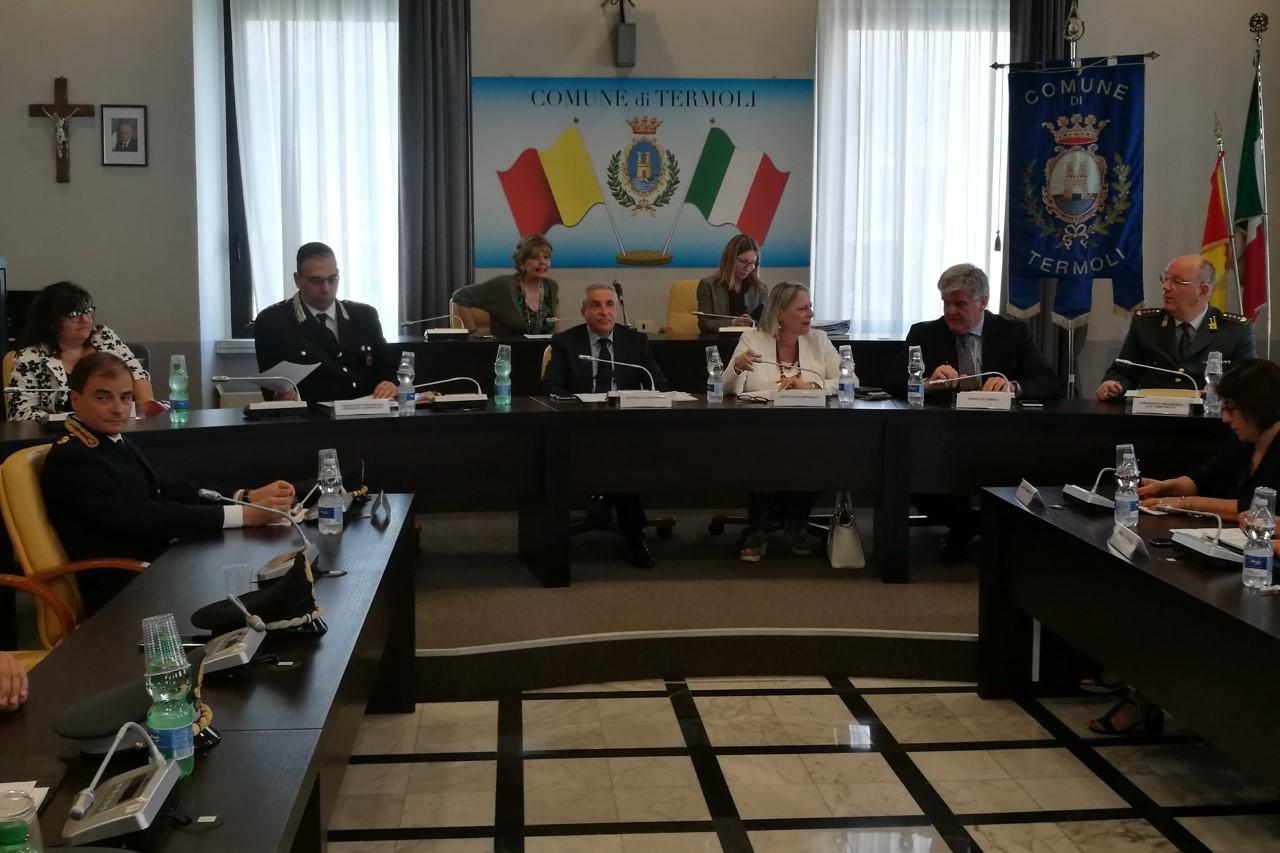 Estate, si rafforzano i controlli: oggi la riunione del Comitato della Sicurezza