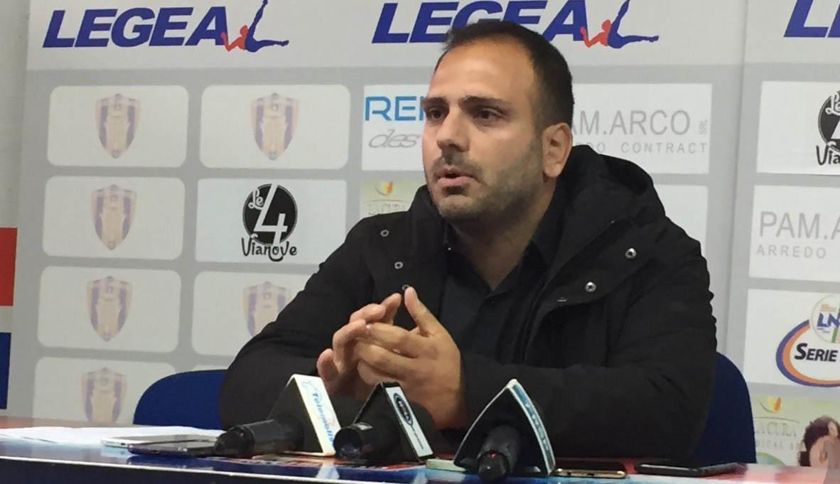 Danilo Leone socio della Nocerina, un mese fa prometteva stipendi…