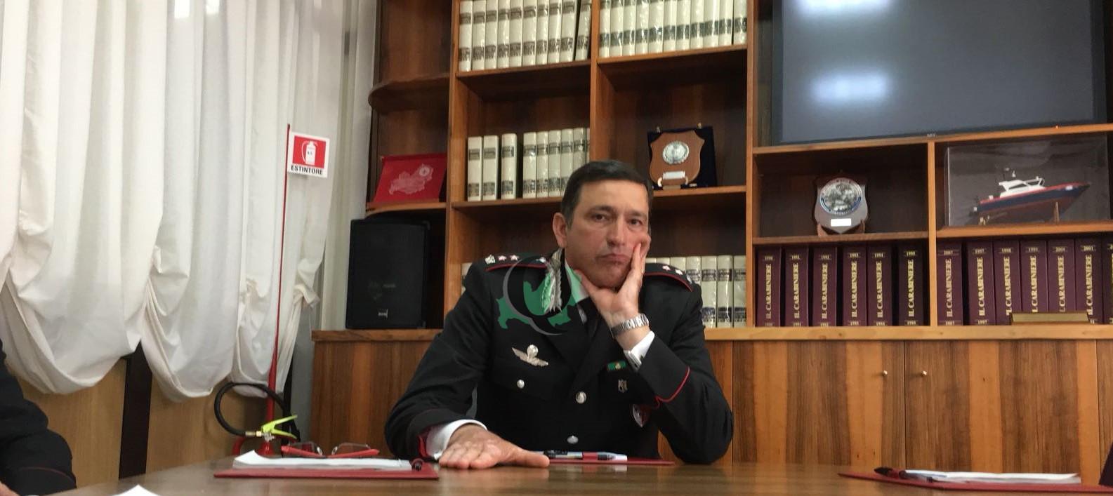 Caserma Frate, lunedì il giuramento di 473 allievi Carabinieri
