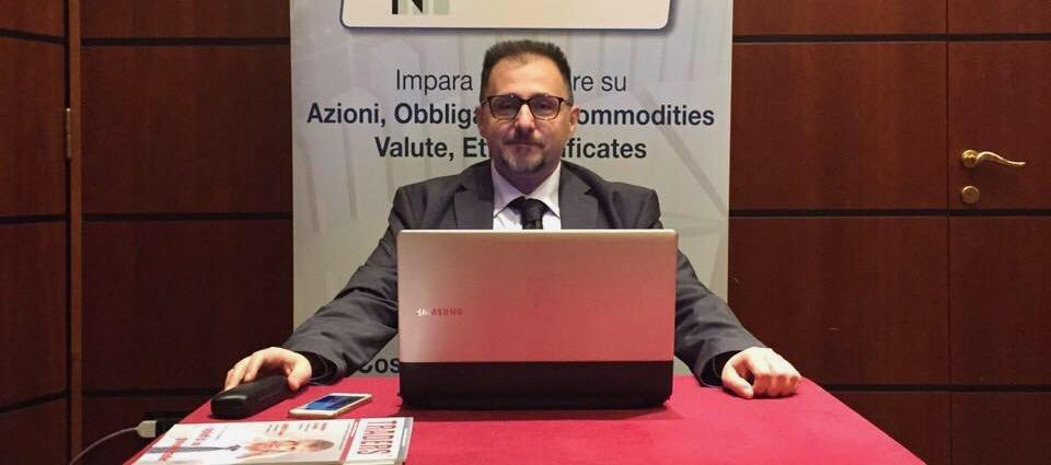 Il top trader molisano Fernando Di Fazio ospite d'onore all'ITForum di Rimini