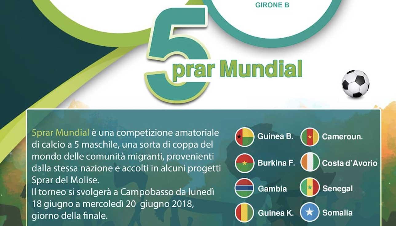 """Polisportiva Chaminade, parte oggi il torneo """"5prar Mundial"""""""