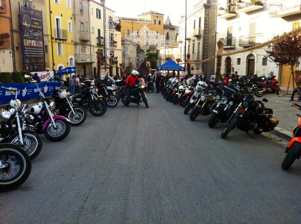 EVENTI – 18esimo Motoraduno del Grano a Jelsi