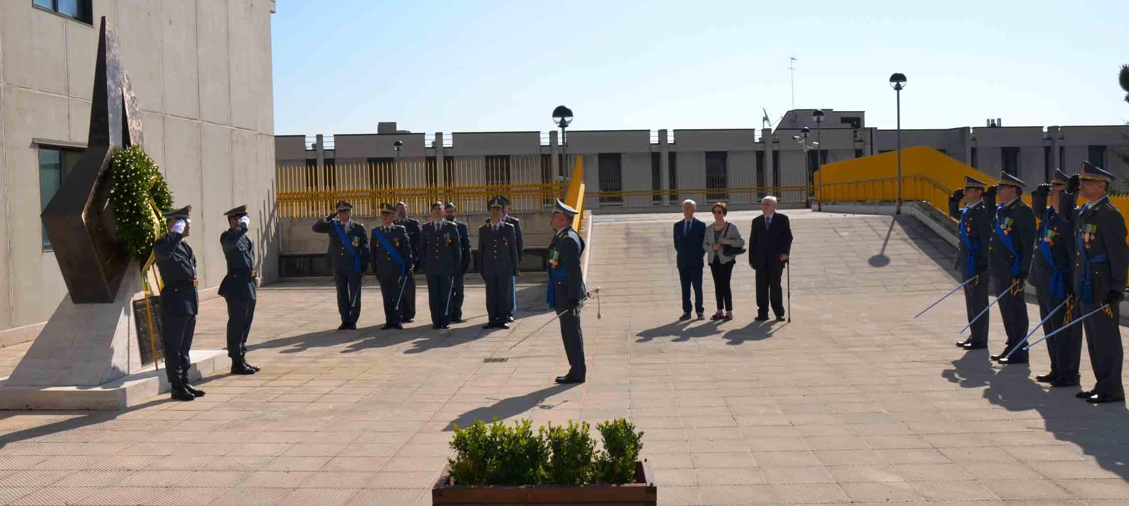 La Guardia di Finanza festeggia 244 anni, celebrazioni al Comando Regionale