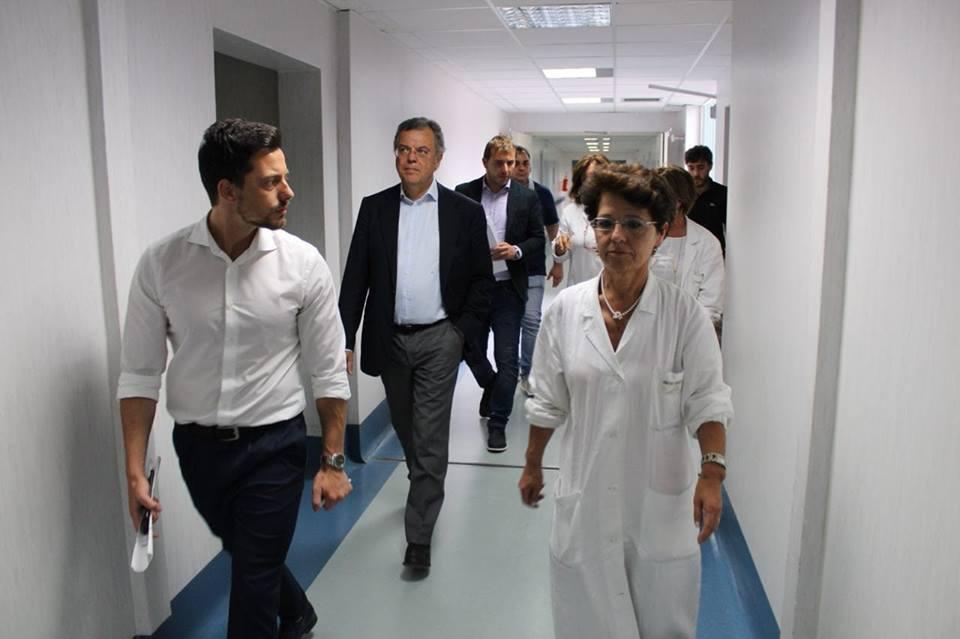 Luci e ombre dell'Ospedale di Isernia  nel 'dossier' targato M5S