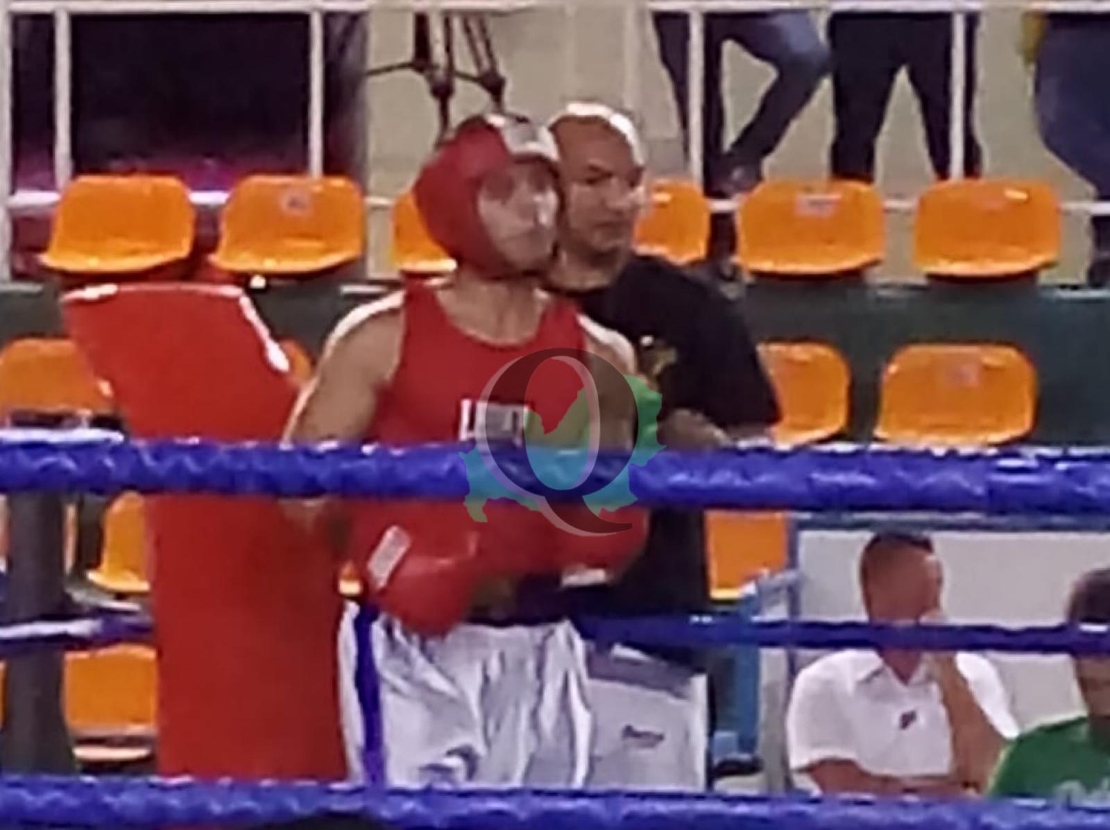 Boxe, vittoria netta di Colangelo della M.G. Boxe