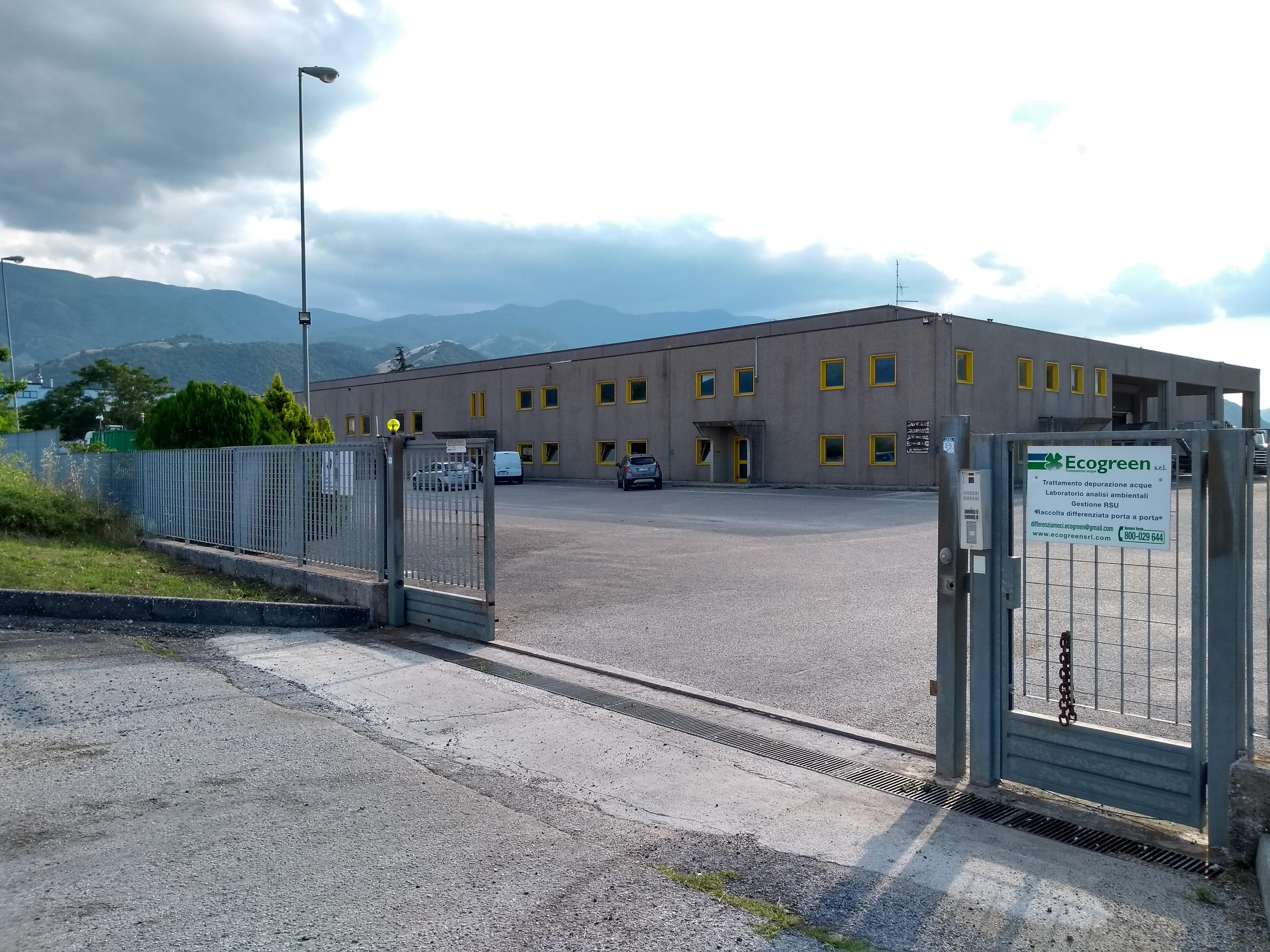Sventato furto alla Ecogreen, i titolari ringraziano i Carabinieri