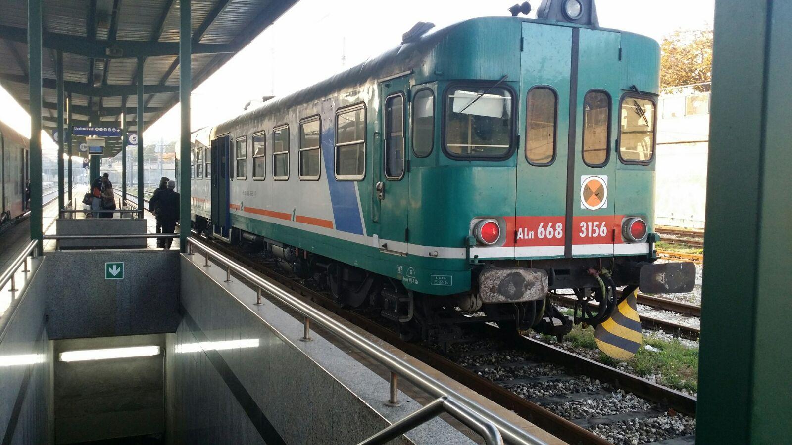 Tratta Termoli-Foggia, un inferno. Il Comitato pendolari chiede soluzioni definitive