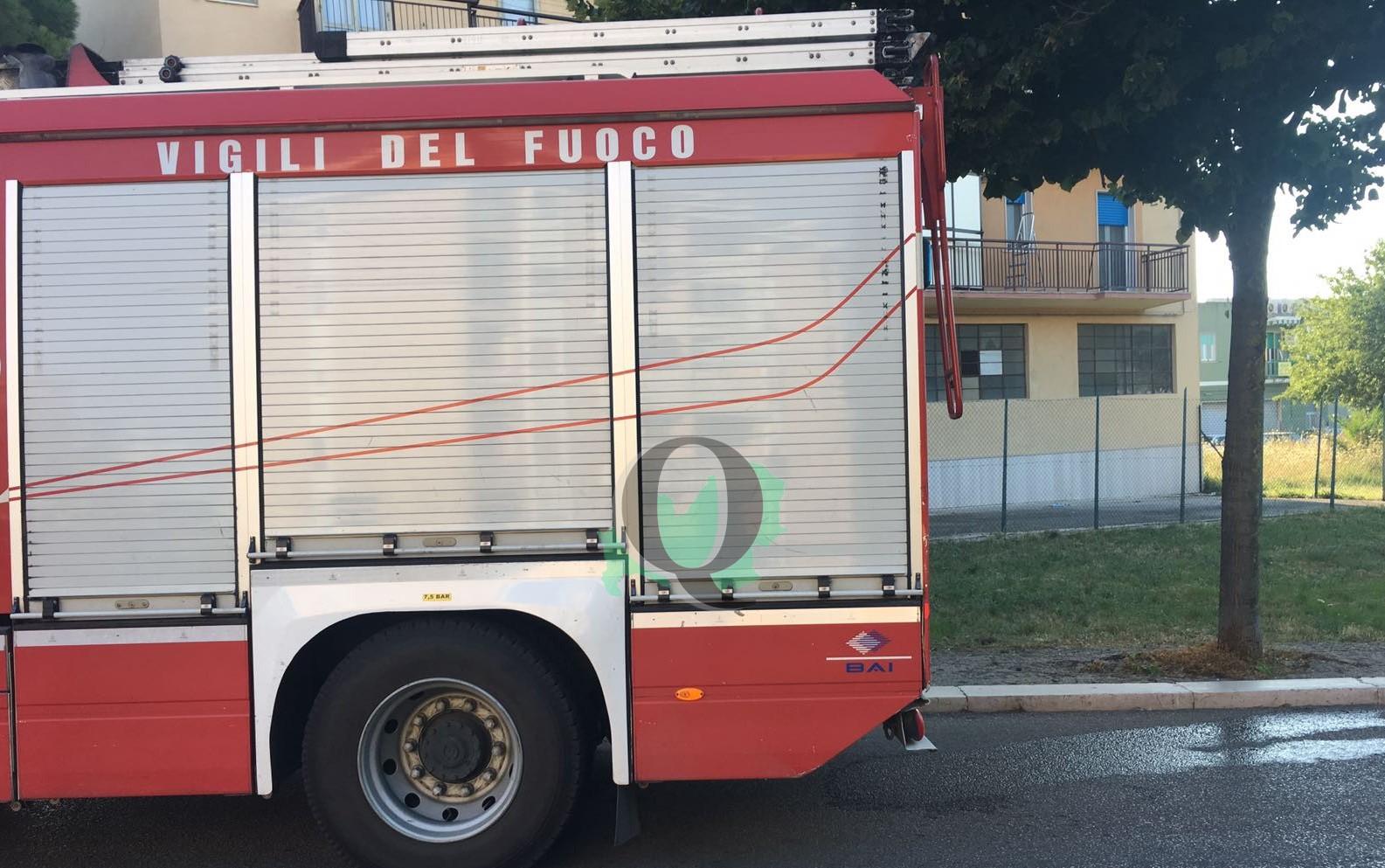 Cade dal balcone mentre fa le pulizie, 41enne trasferita a Foggia