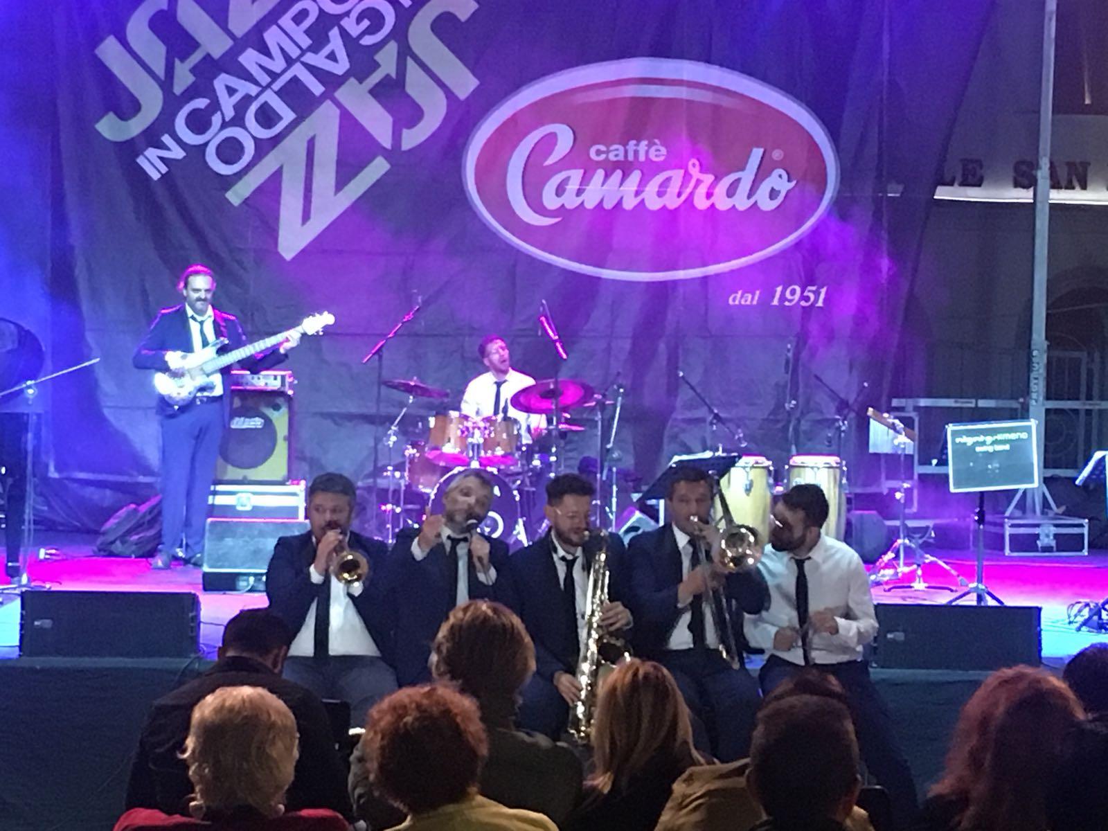Jazz in Campo – Jazz in Galdo: buona la prima