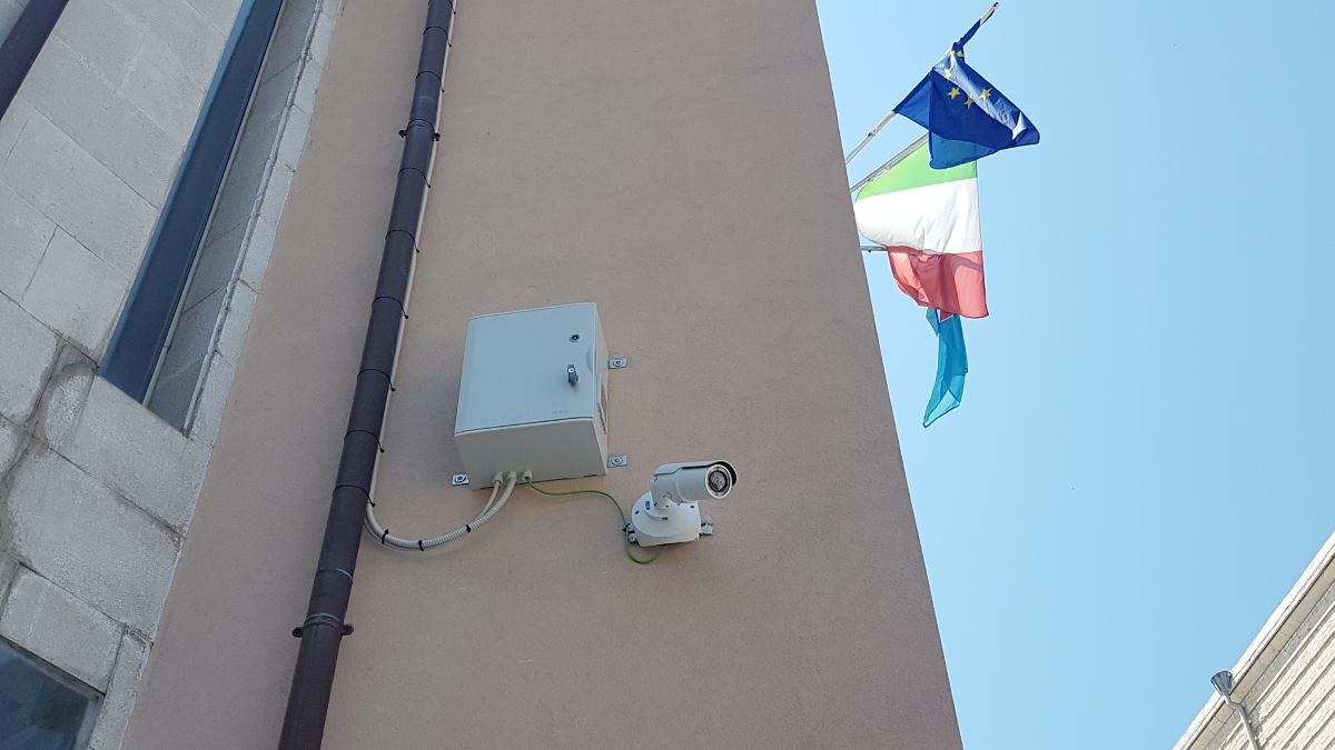 Videosorveglianza al via a Montenero di Bisaccia, previsti 35 impianti