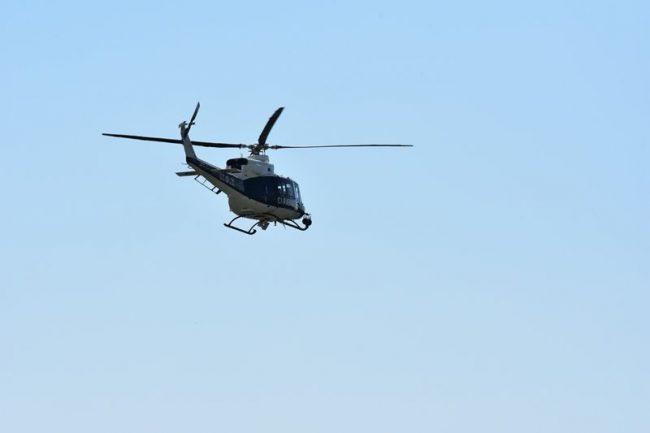 Controlli straordinari del territorio, carabinieri in azione anche con l'elicottero