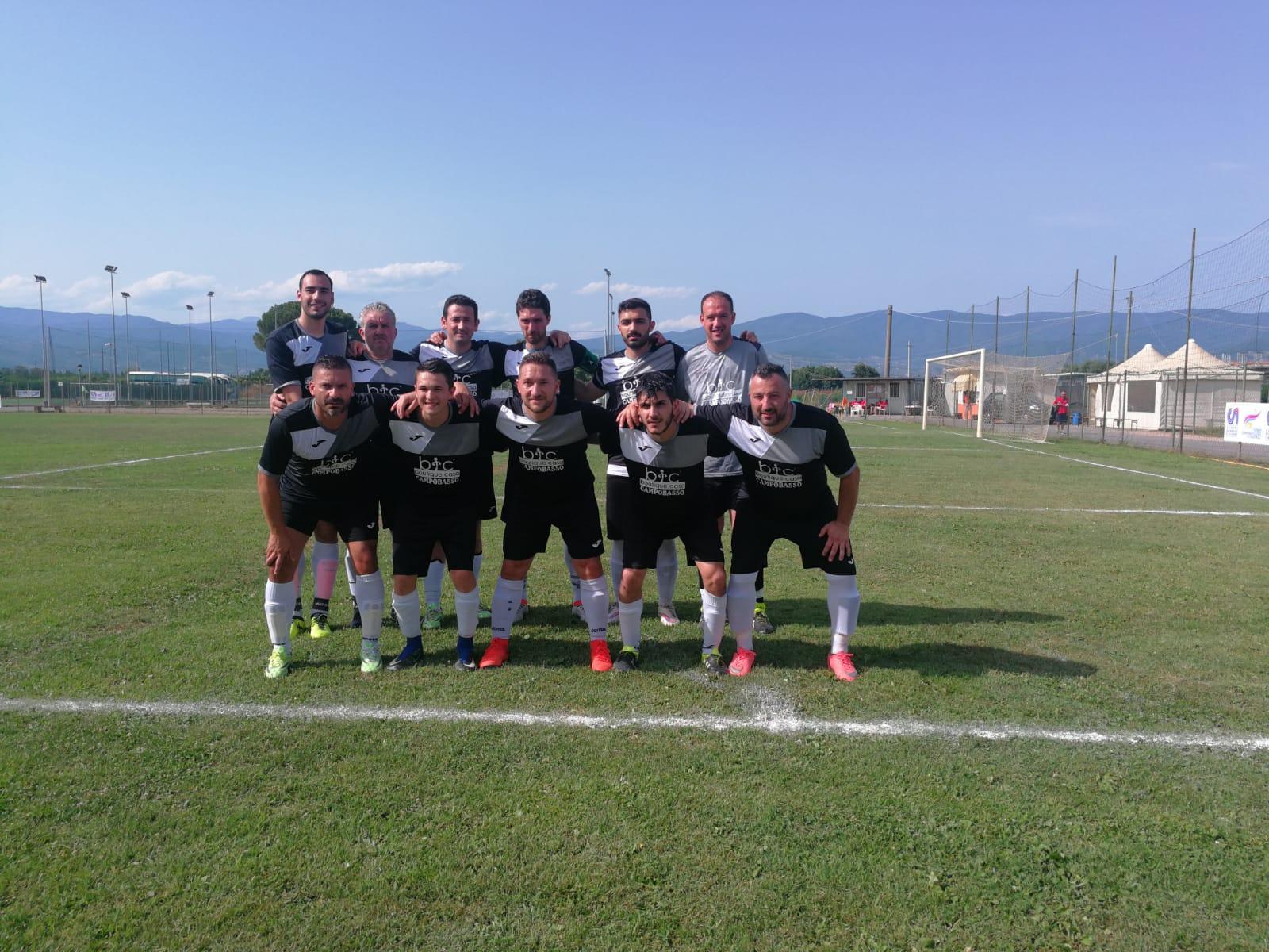 Fasi nazionali calcio a 11, il Mirabello al settimo posto