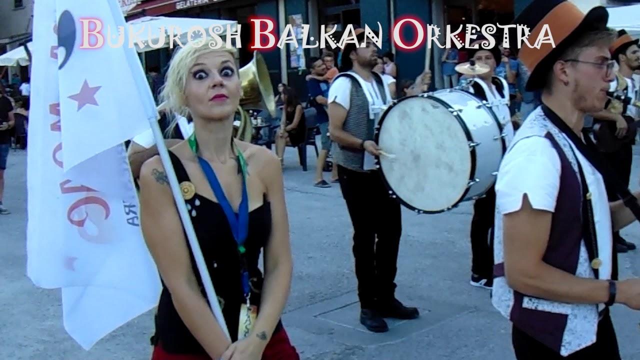 """INIZIATIVE – """"I suoni del Matese"""", il 21 luglio con la Bukurosh Balkan Orkestra"""