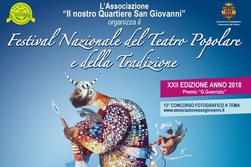 Teatro popolare e Tradizioni, il Festival