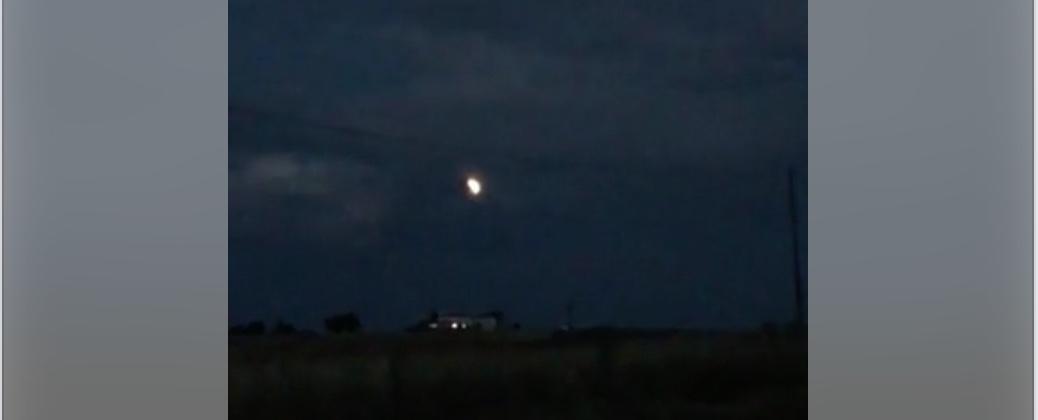 L'eclissi totale di luna, occhi all'insù per il satellite rosso anche in Molise (IL VIDEO)