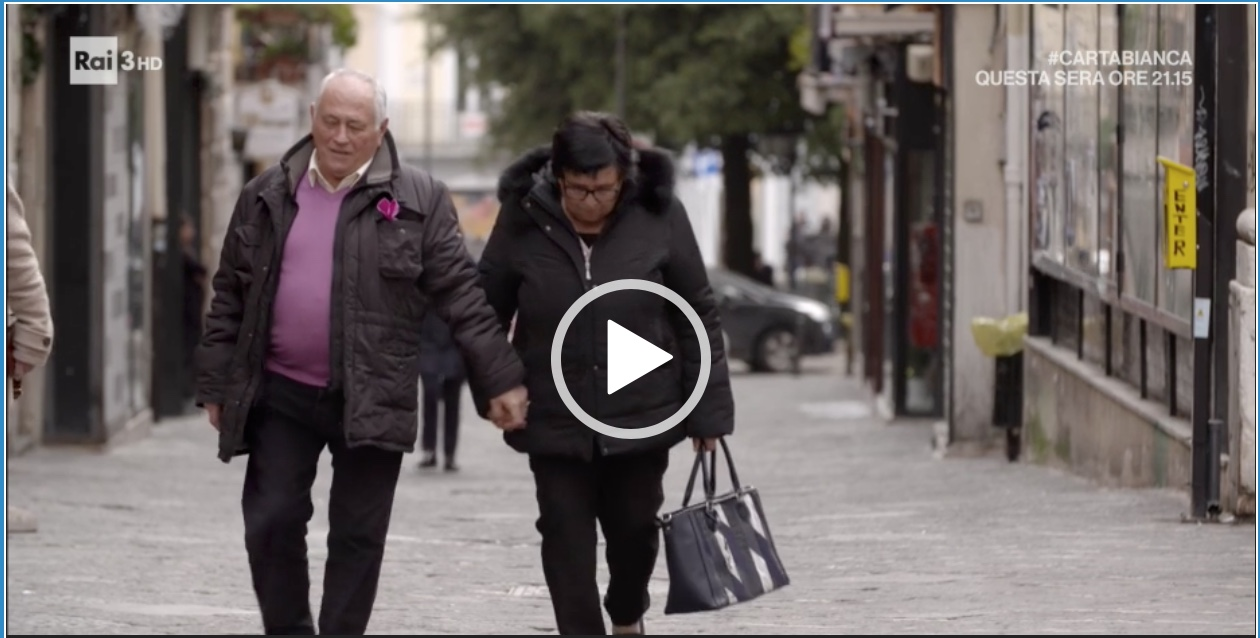 La storia d'amore dei molisani Angelo e Giovanna in onda a 'Non ho l'età' (IL VIDEO)