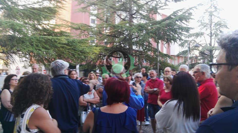 """Sanità, prosegue la mobilitazione a Larino. Puchetti: """"Ministro Grillo sarà in Molise"""""""