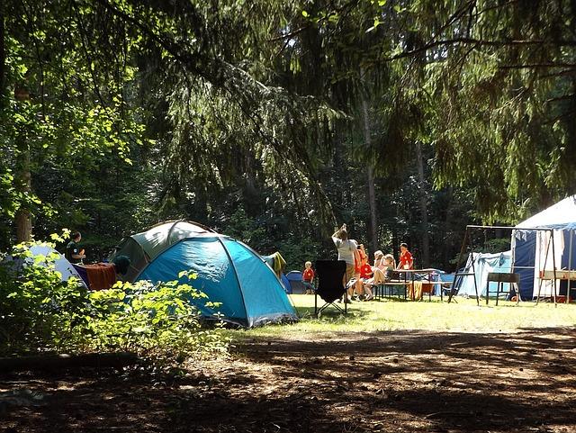 Come si sceglie una tenda da campeggio?