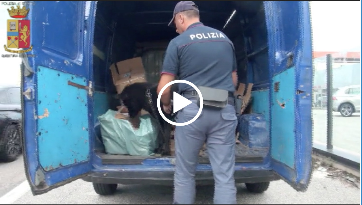 Illegalità e traffico di droga, controlli a tappeto della Polizia sulle strade isernine