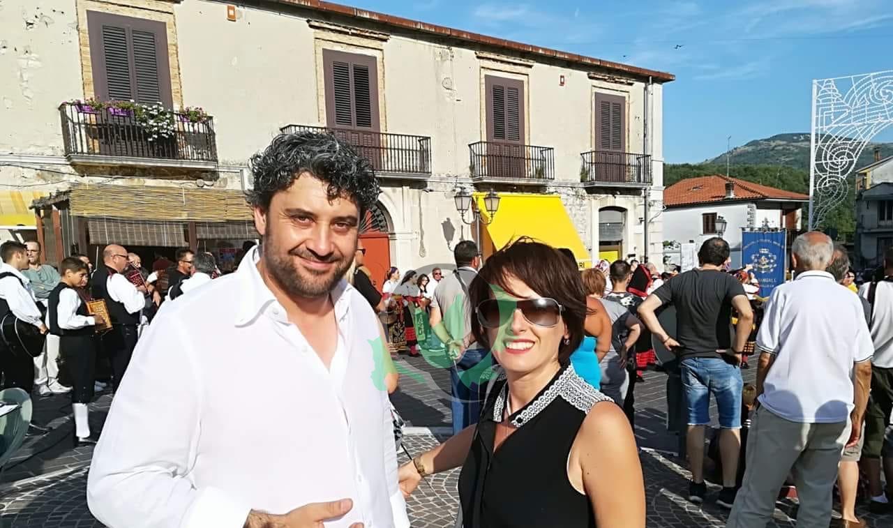 """Festival Internazionale del Folklore, Aida Romagnuolo: """"Questo è il nostro meraviglioso Molise"""""""