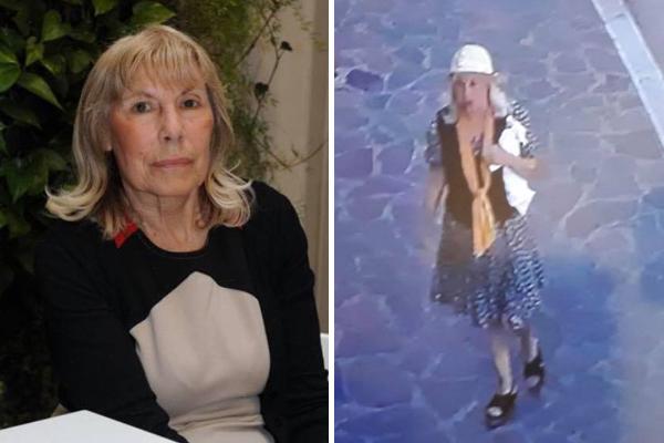 Dispersa a Vasto la madre di Selvaggia Lucarelli, mobilitate le forze dell'ordine