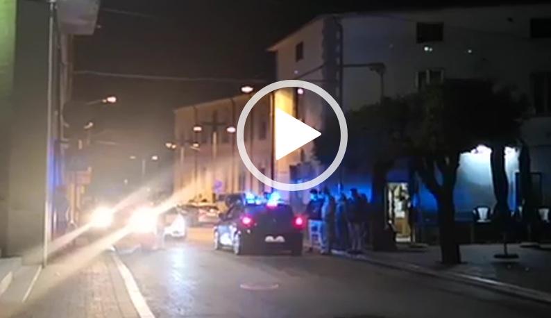 Terremoto, forze dell'ordine e tecnici in azione da stanotte. Sorvegliata speciale la diga del Liscione