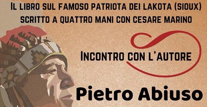 """Nuove scoperte sul famoso guerriero indiano """"Cavallo Pazzo"""" grazie a Pietro Abiuso da Gambatesa"""