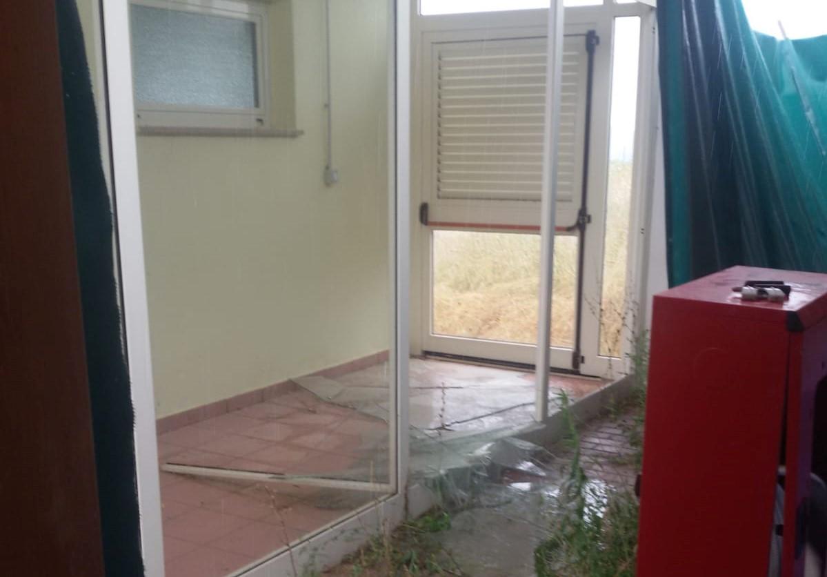 """Vandali danneggiano centro sportivo a Casacalenda, Giambarba: """"Niente sconti ai responsabili"""""""